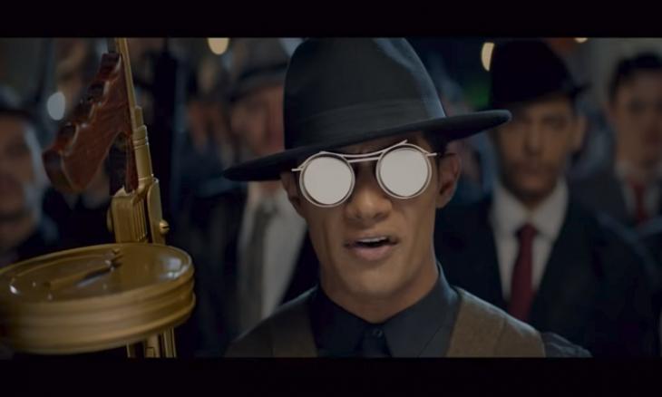 محمد رمضان يرد على منافسيه بـأنا مافيا فيديو القدس العربي