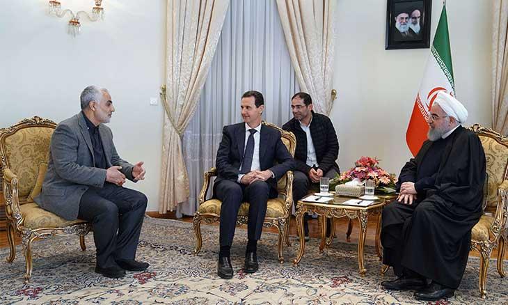 الأسد في طهران: ليت العلم وحده كان الغائب!