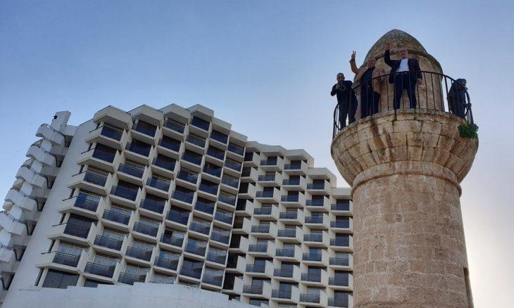 رفع الأذان في مدينة طبرية للمرة الأولى منذ النكبة الفلسطينية- (صور وفيديو)