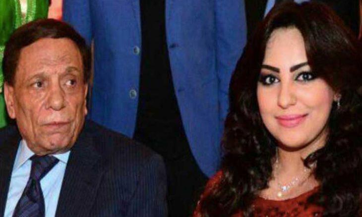 """عادل إمام يحرج ممثلة سعودية : """" إنت مين؟ """""""