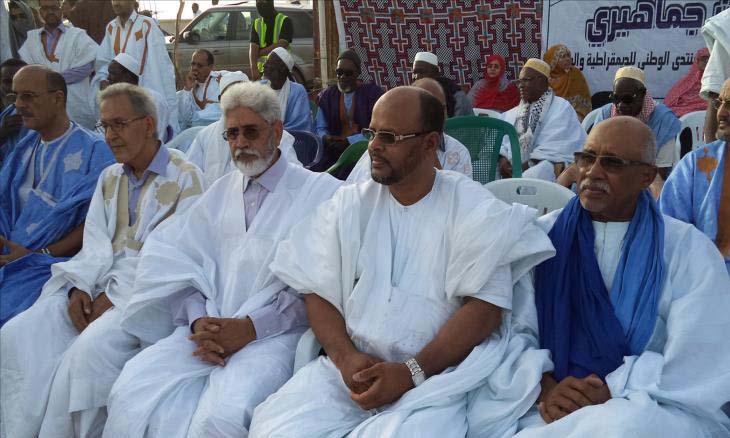 رئيس الوزراء الموريتاني السابق سيدي محمد ولد بوبكر يعلن ترشحه للرئاسة