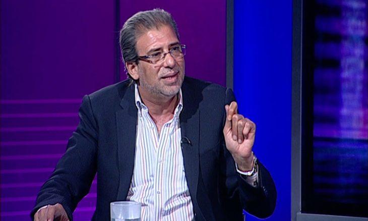 """خالد يوسف يؤكد من جديد: """"الفيديوهات الإباحية ليست لي""""-(فيديو)"""