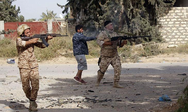 ليبيا: الدعم الأمريكي لحفتر يكشف الخطوط العريضة للعبة الدولية