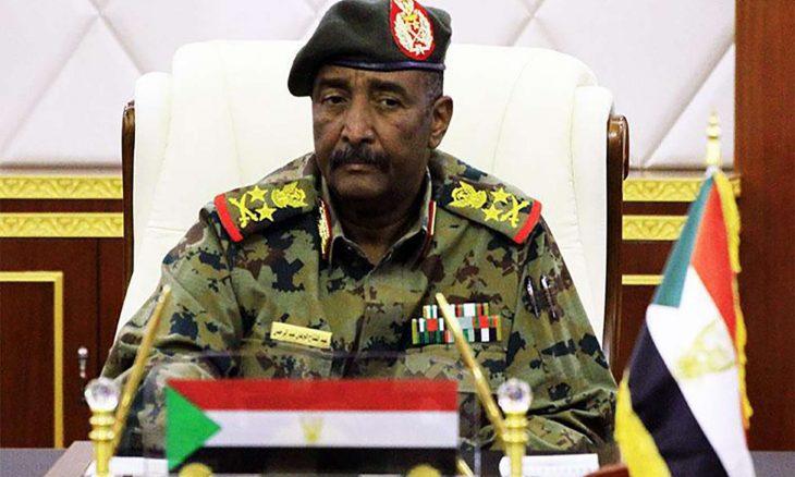 رئيس المجلس العسكري يكشف عن أدوار مصر والسعودية والإمارات في المشهد السياسي السوداني ـ (فيديو)