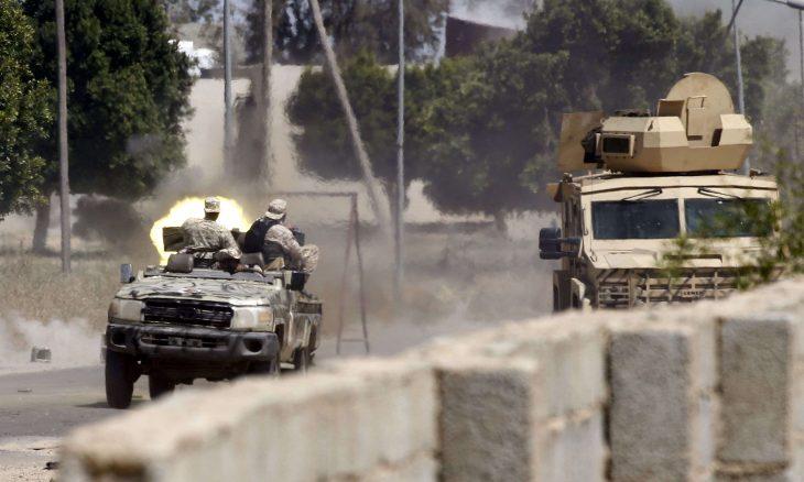 الصحة العالمية: ارتفاع قتلى معارك طرابلس إلى 345