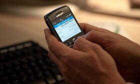 """وقف تشغيل تطبيق المحادثة الفورية """"بلاكبيري ماسنجر"""" بحلول نهاية مايو المقبل"""