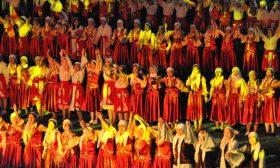 """""""أوش"""" القرغيزية عاصمة الثقافة في العالم التركي"""