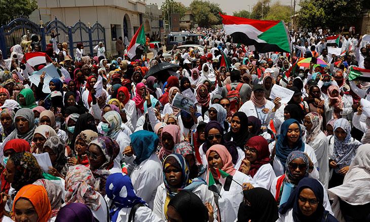 نساء السودان: الشاي والكرامة