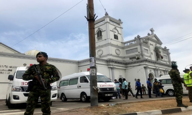 ثمانية تفجيرات تهز سريلانكا في عيد الفصح وتقتل 218 بينهم 35 أجنبيا- (صور)