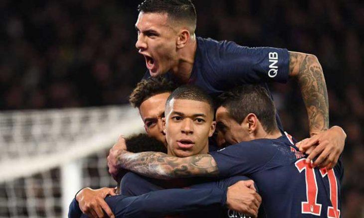 باريس سان جيرمان يحرز لقب الدوري الفرنسي للمرة الثامنة