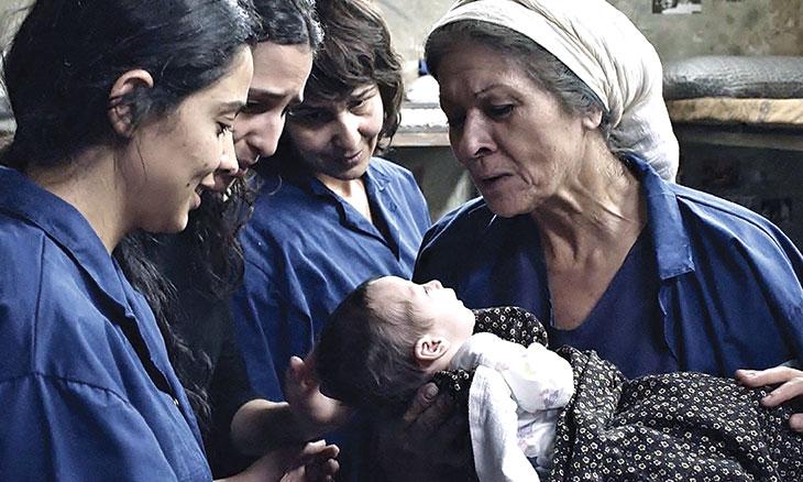 """""""3000 ليلة"""" مأساة سجينة فلسطينية في إبداع سينمائي خلف الأسوار"""