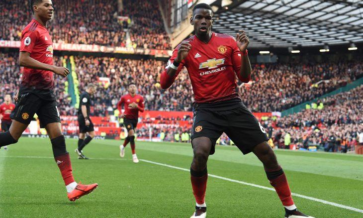 """بوغبا يقود مانشستر يونايتد لعبور ويست هام في """"البريمرليغ"""""""