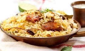 الأرز باللحمة