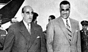 القوتلي وعبد الناصر والآلهة السورية