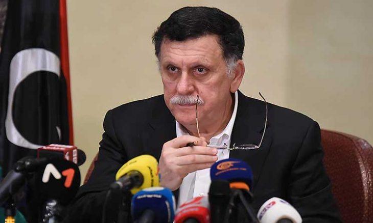 السراج: ما زالت هناك فرصة لجلوس الليبيين جميعا للحوار
