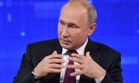 """بوتين يؤكد أن لجوء واشنطن إلى القوة ضد إيران ستكون له عواقب """"كارثية"""""""