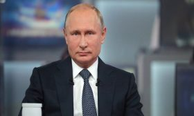 """بوتين: واشنطن وموسكو """"تباشران مشاورات"""" حول تمديد اتفاقية """"ستارت"""" للحد من الأسلحة النووية"""