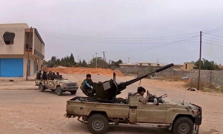 قوات حفتر تسقط في وحل الجنوب الليبي