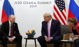 """لافروف: بوتين وترامب ناقشا مبادرة """"الاستقرار الاستراتيجي"""""""