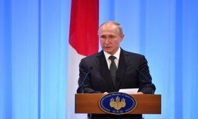 """بوتين: أسلوب ماي تجاه قضية العميل المزدوج سكريبال كان """"حادا"""""""