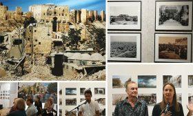 معرض ثقافي نظمه لاجئون في ألمانيا… حلب 5000 سنة من الثقافة والحضارة