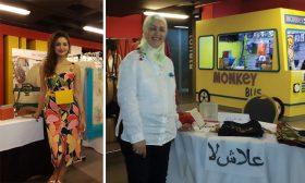 """""""بالتونسي"""" أول معرض خارج الديار حط في بيروت يؤكد الهوية ويشجع الحرفيات"""