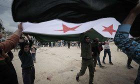 المعارض السوري جورج صبرا: الثورة أنجزت هدم النظام القديم والتغيير لن يبقى داخل الحدود