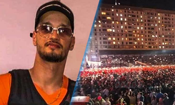 """القضاء الجزائري يحقق في مقتل 5 أشخاص في تدافع بحفل """"سولكينغ"""" ـ (فيديو)"""