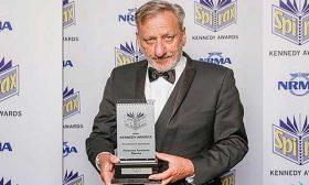 وحدة التحقيقات في شبكة «الجزيرة» الإعلامية تفوز بجائزة كينيدي