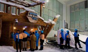 افتتاح «سنو ديونز» أول مدينة ثلجية في قطر