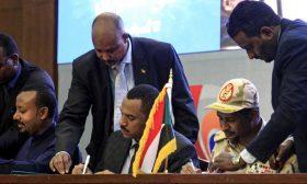 تحالف المعارضة السوداني يحدد أعضاءه الخمسة في مجلس السيادة