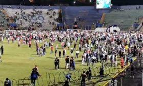 ثلاثة قتلى وسبعة جرحى في أعمال شغب بين مشجعين لكرة قدم في هندوراس- (صور)