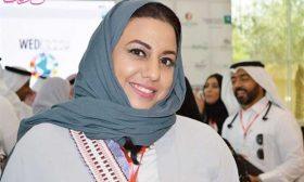 خلود عطار أول سيدة تتولى منصب متحدث باسم نادٍ رياضي سعودي