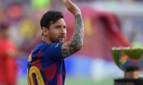 برشلونة يبدأ حملة الدفاع عن لقب الدوري بمواجهة بلباو في غياب ميسي