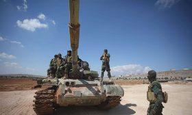 قبيل حصار جيش العزة: ماذا فعلت مؤسسات المعارضة السياسية والمدن؟