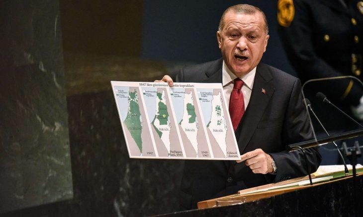 هل يهدد أردوغان بالتحول إلى النووي العسكري؟