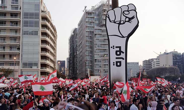 خطّان في الانتفاضة الشعبية اللبنانية… بل ثلاثة   القدس العربي