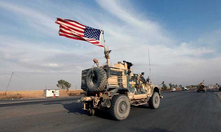 ترامب يأمر  بإعادة انتشار قوات أمريكية في سوريا  على الحدود الأردنية