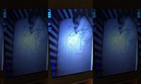 أم أمريكية تشاهد شبحاً على هيئة طفل ينام  بجوار ابنها- (صور)