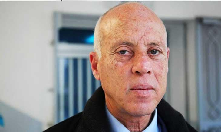 """رئيس تونس: حرائق الغابات بـ""""فعل فاعل"""" يريد """"الاستفادة السياسية"""""""