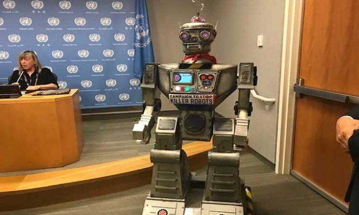 """الفائزة بجائزة نوبل للسلام لـ""""القدس العربي"""": يجب منع إنتاج الروبوت القاتل قبل أن يتحول لكابوس خطير"""