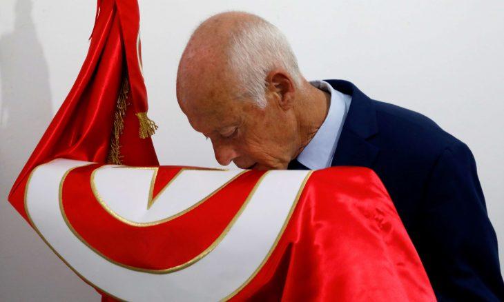 قيس سعيّد رئيسا لتونس بأكثر من 75 في المئة من الأصوات ـ (فيديوهات)