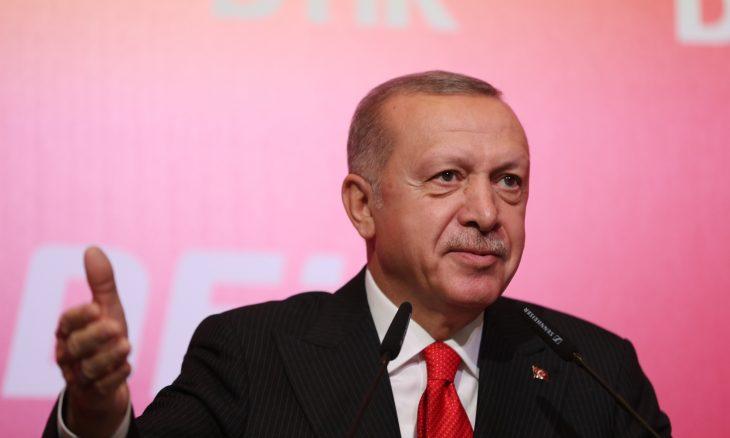 أردوغان: الجامعة العربية متناقضة وقراراتها متخبطة ولن تقدم أو تؤخر ـ (فيديوهات)