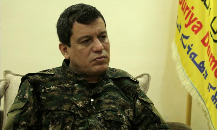 """تعقد مفاوضاته في قاعدة""""حميميم"""".. أنباء عن اتفاق بين """"قسد"""" والنظام السوري على دخول منبج وكوباني"""