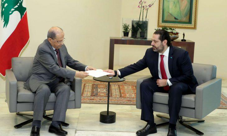 مصدر: الرئيس اللبناني لن يطلب من الحكومة اليوم تولي المسؤولية مؤقتا  منذ 11 دقيقة مصدر: ا 1-805-730x438