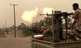 القوات اليمنية تحبط هجوما واسعا للحوثيين في الحديدة