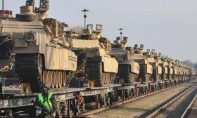 قوات أمريكية تصل ليتوانيا بهدف ردع الجارة روسيا – (صور)