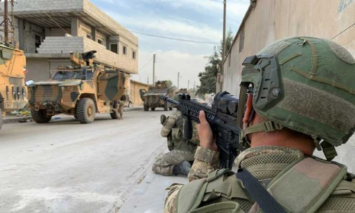الخارجية الأمريكية تبعث خطابا لسفاراتها ضد العملية التركية شمالي سوريا