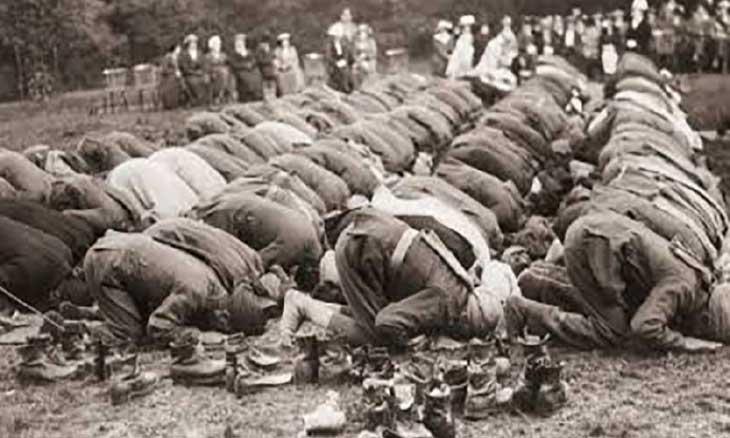 الحرب العالمية الأولى والجنود المسلمون: حكايا منسية وذاكرة منحازة