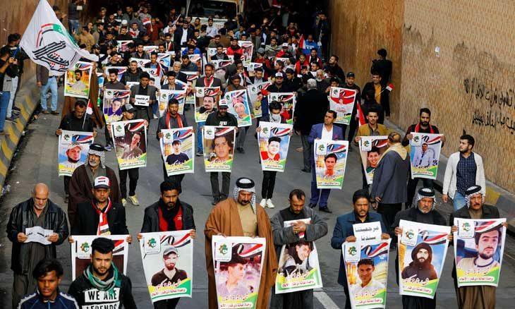 وسائل إعلام إيرانية: شبكات سعودية وإماراتية وراء نشر الفوضى في العراق